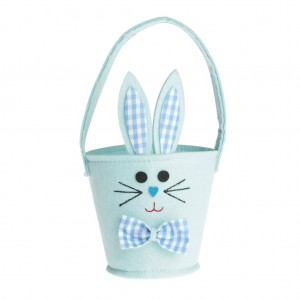 Blue Bunny Basket from Dot Com Gift Shop