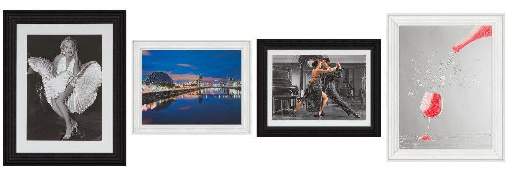 Exclusive Range of Mirrors & Art at PAGAZZI!