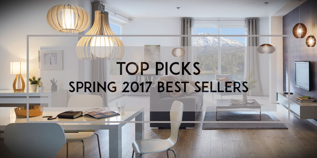 Best Sellers For Spring 2017