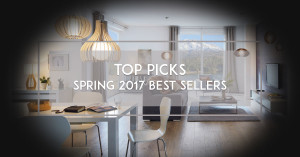Best Selling Lighting Products | Spring 2017