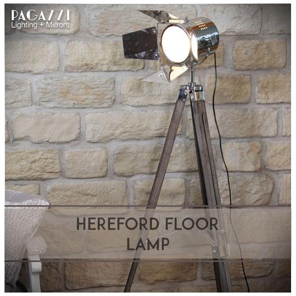 Hereford Floor Lamp