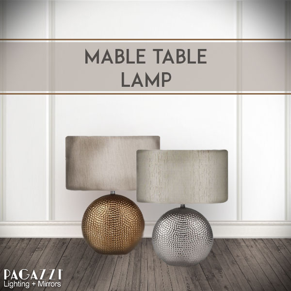Mable Table Lamp