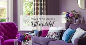 Ultraviolet - Colour Of The Year 2018